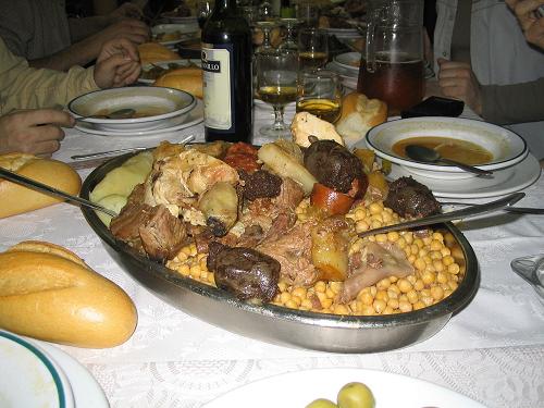 madrid Cocido-Madrileno