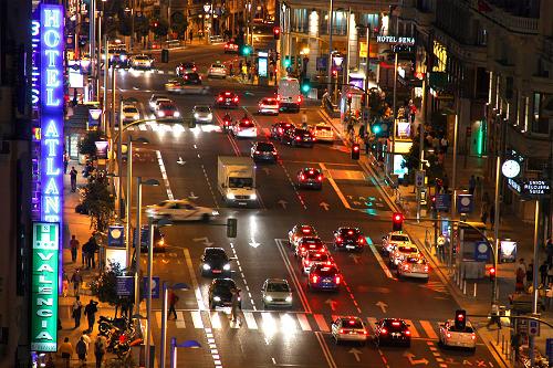 Madrid La-Gran-Via