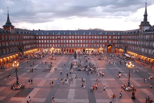 Madrid Plaza Mayor de Madrid