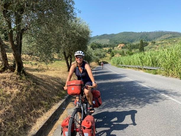 Hügeliges Toskana
