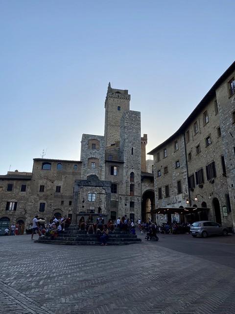 Einfach nur schön - San Gimignano