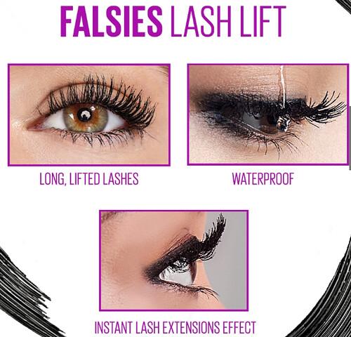 Maybelline Falsies Lash Lift Mascara 1