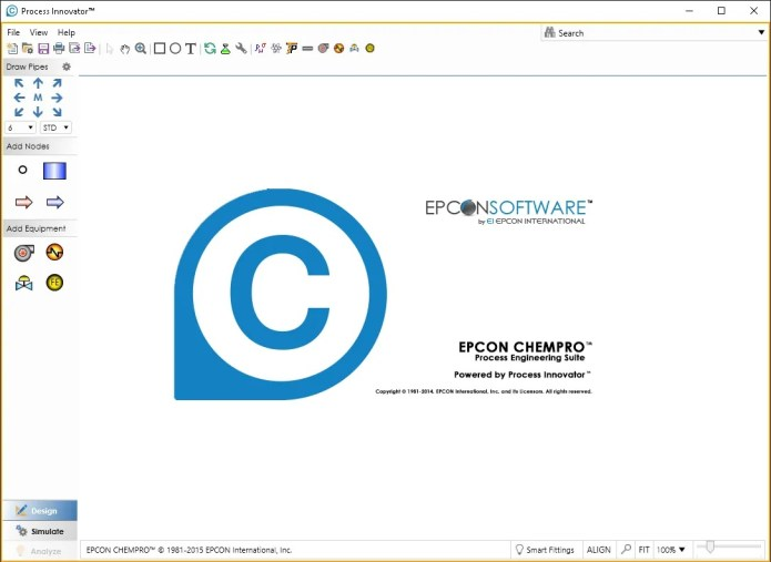 Working with EPCON CHEMPRO 9.2.1.25173 full