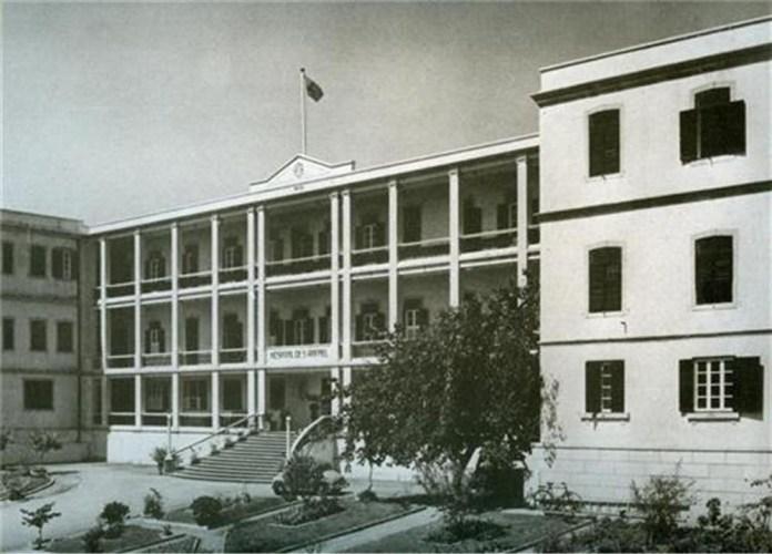 白馬行醫院