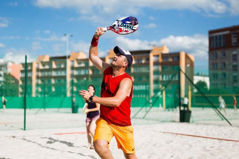 Liepājas pludmales tenisa līga 2020, 2.posms. Foto: Mārtiņš Vējš / 2nd leg of Liepaja beach tennis league