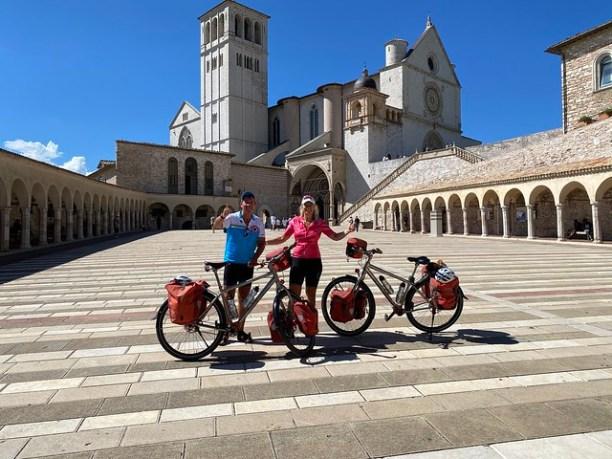 Assisi Unterkirche
