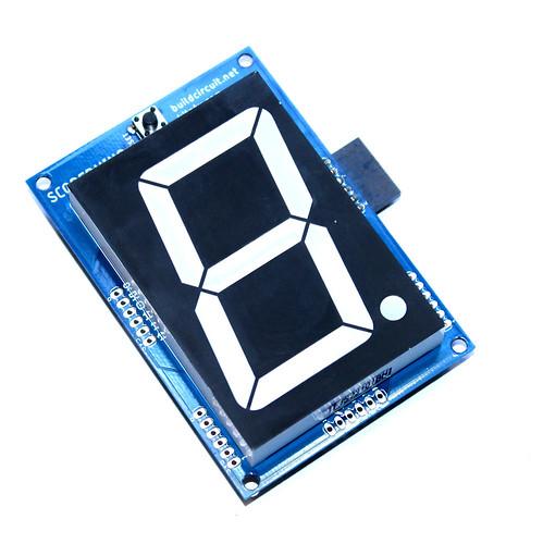 2.3 inch seven segment display driver (1)