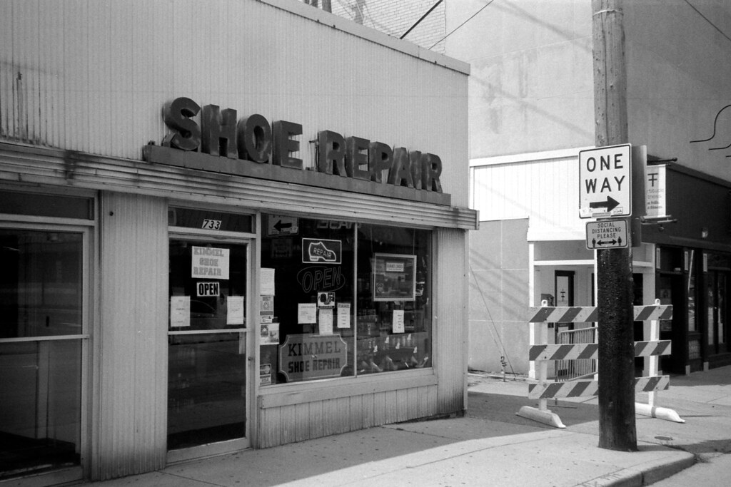 Kimmel's Shoe Repair