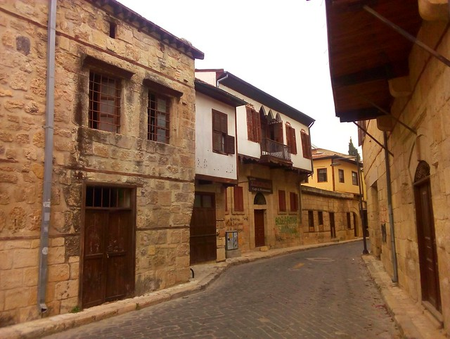 The area of Tarsus' old houses is pretty small and run down by bryandkeith on flickr