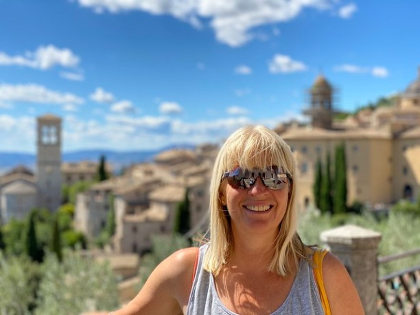 Simone in Assisi