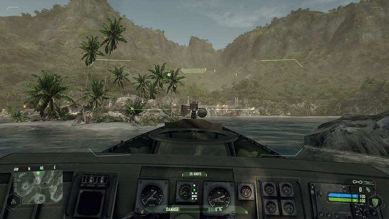 Crysis - Ultra Settings - Boat Troubles