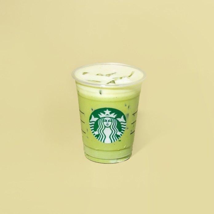 Starbucks_Soy Pure Matcha Latte
