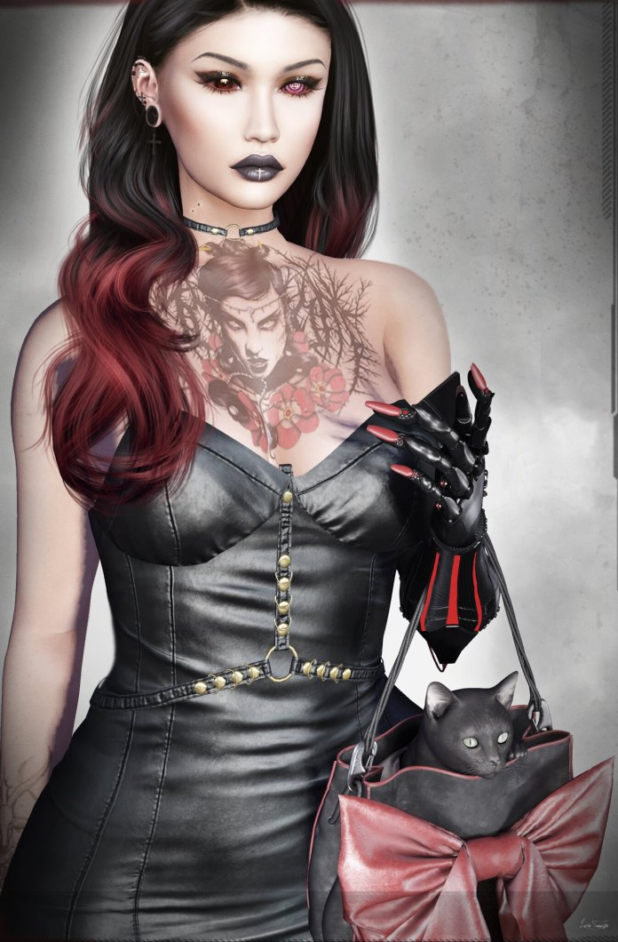 Cyber Vampire