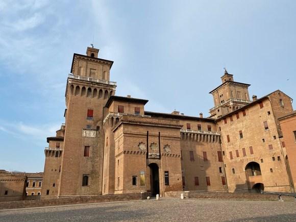 Castello in Ferrara