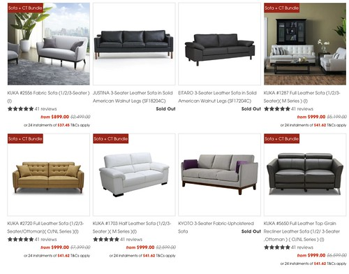 6 Best Places To Buy Sofas Couches In Singapore Updated 2020 Furnituresingapore Net