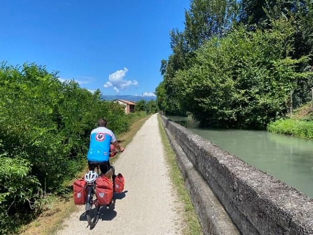 I2 Fahrradweg