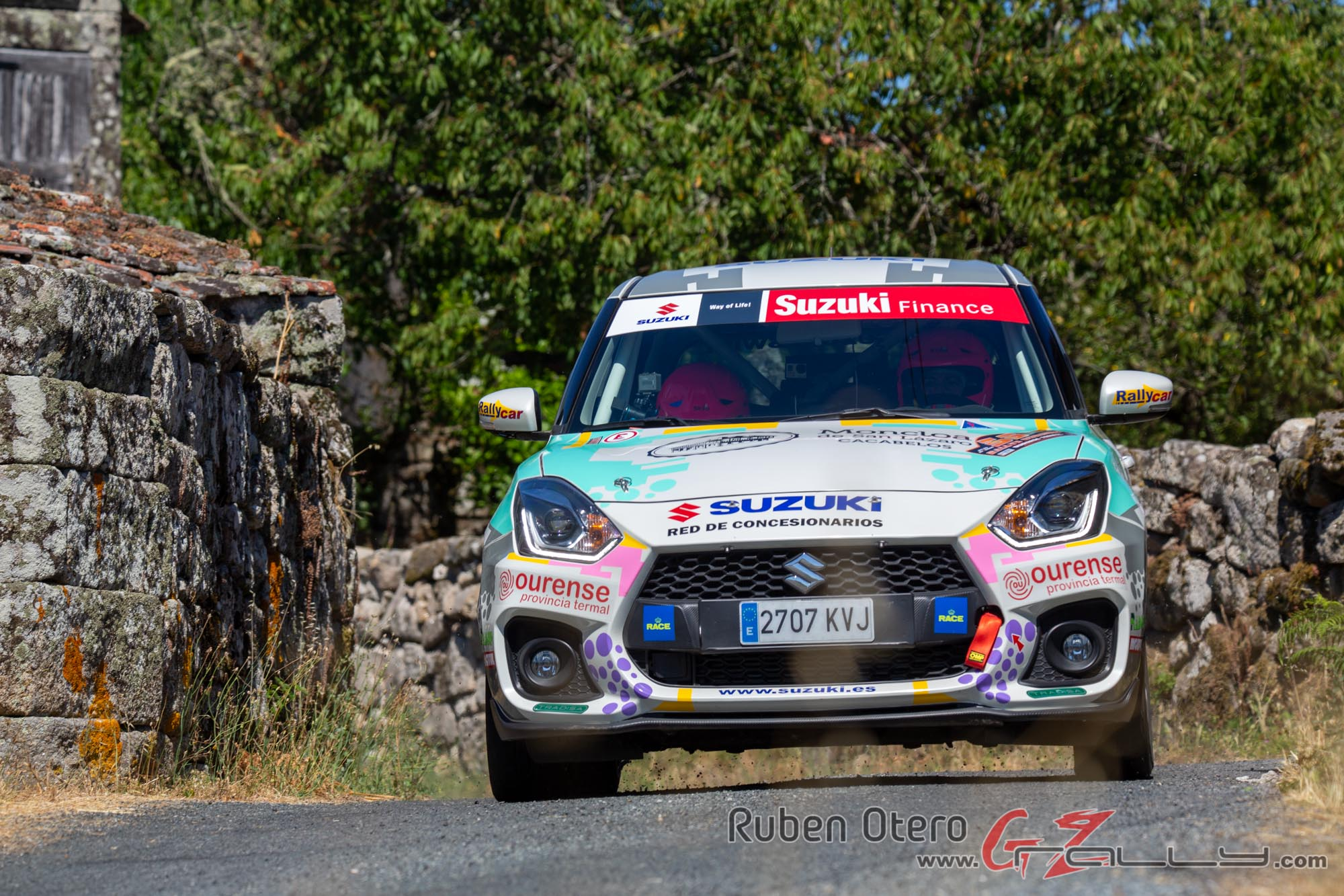 Rally de Ourense 2020 - Rubén Otero