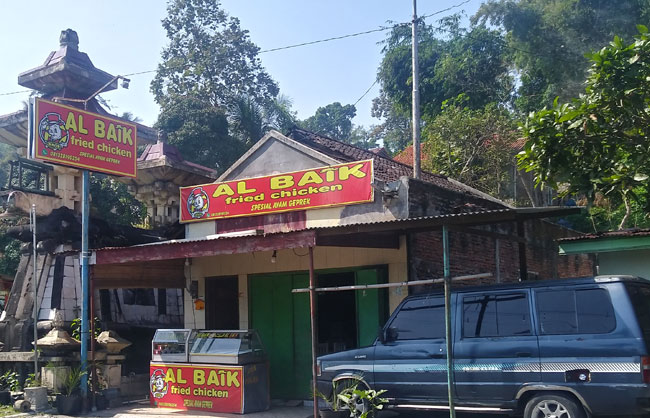 al-baik-fried-chicken-Karangpandan