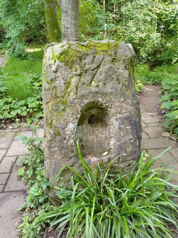 Saltburn Spa Spring Stone Obelisk