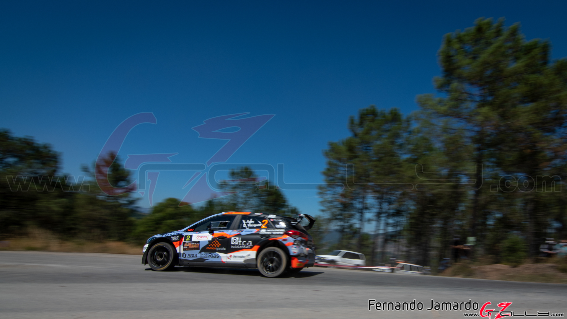 Rally de Ourense 2020 - Fernando Jamardo