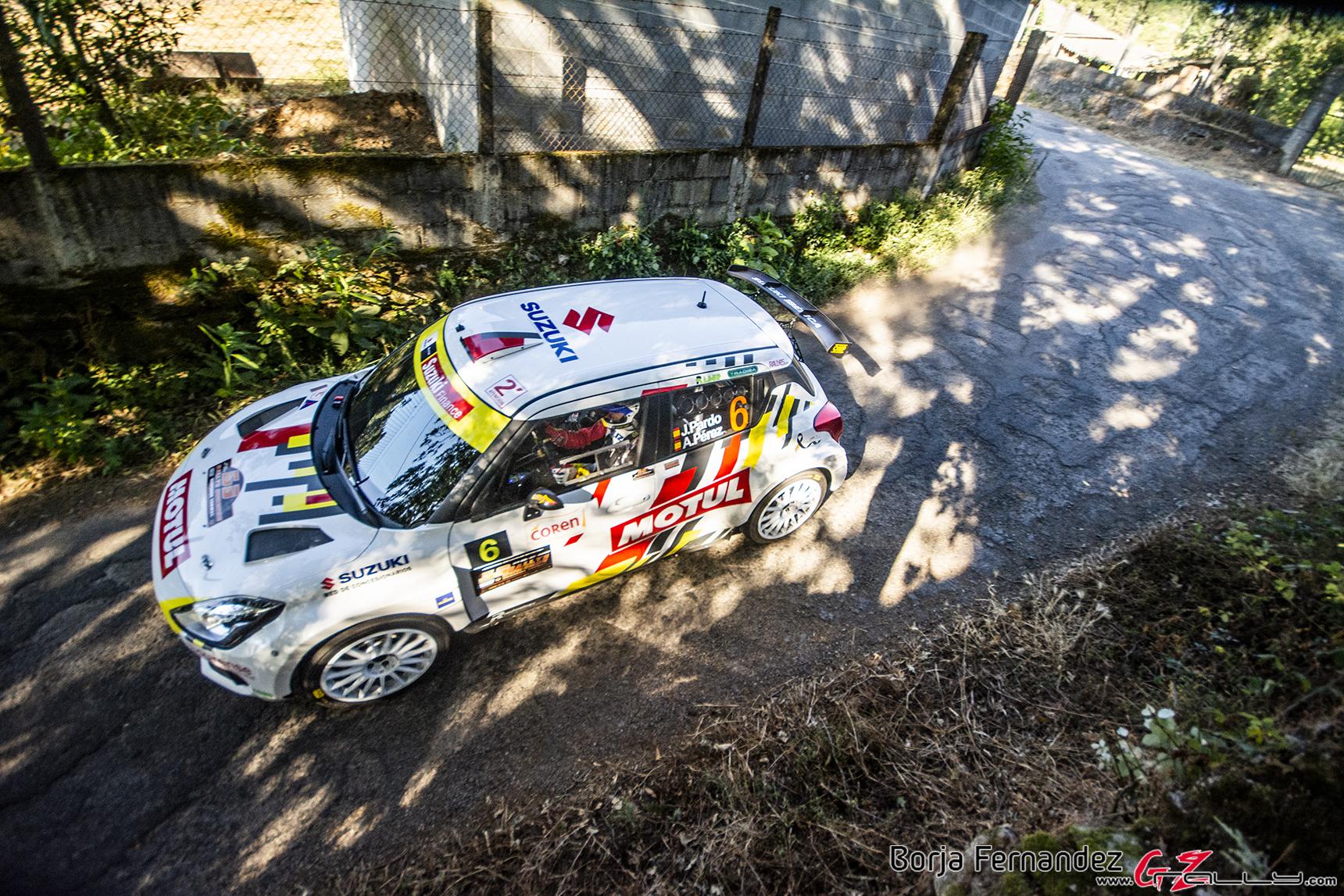 Rally de Ourense 2020 - Borja Fernandez