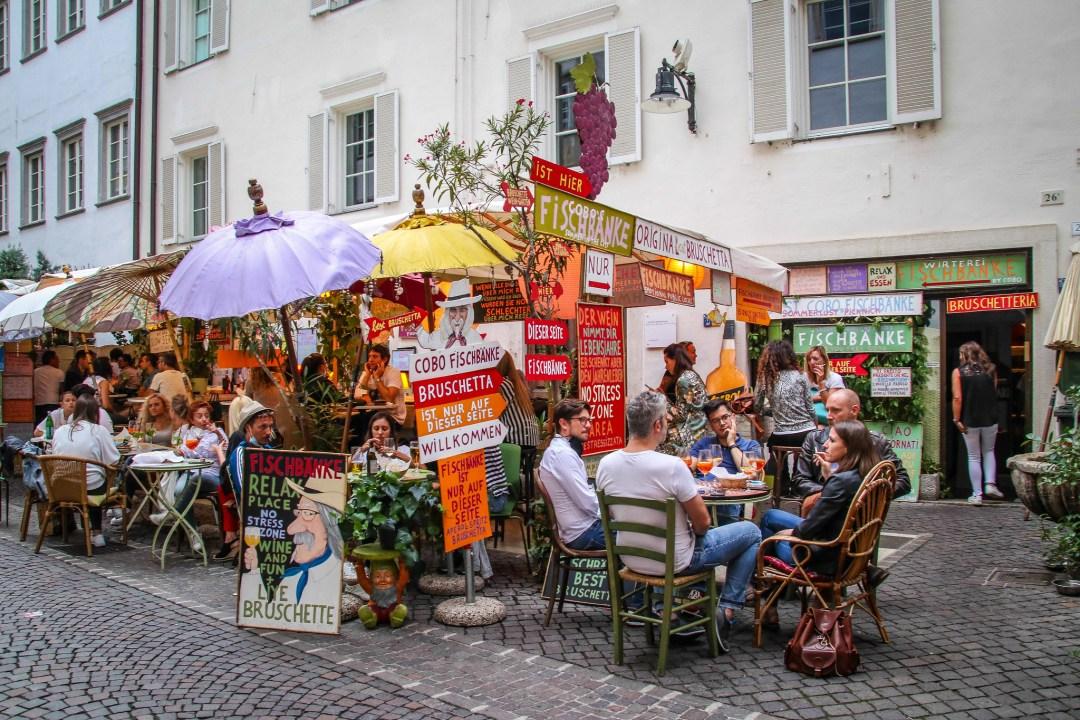 Locali di Bolzano