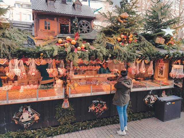 Ruta Romántica de Alemania en Navidad - Mercadillo navideño de Stuttgart