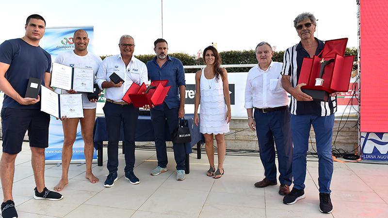 Italian Sportrait Awards 2020 | Premiata a Ostia la pallanuoto italiana