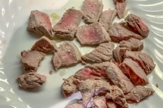 Tuna pochiert