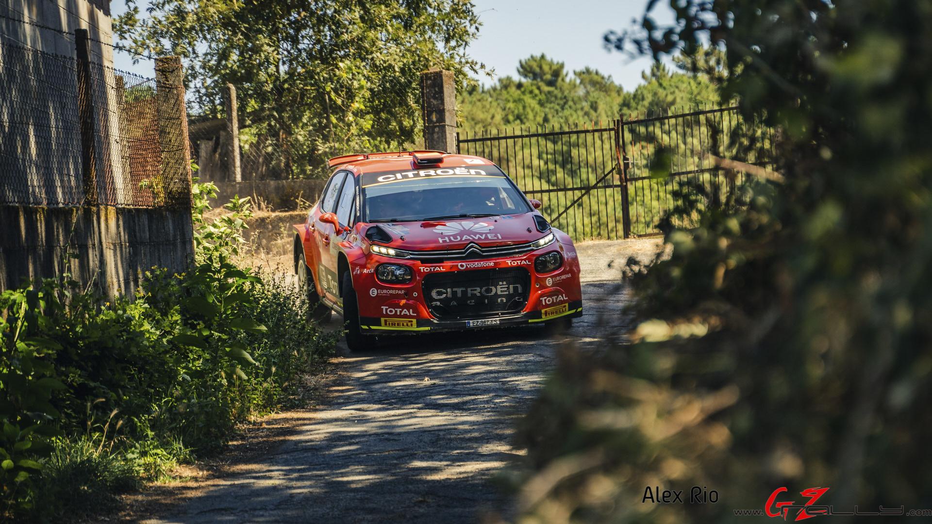 Rally de Ourense 2020 - Alex Rio