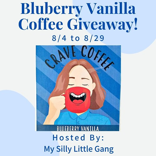 Blueberry Vanilla Coffee Giveway