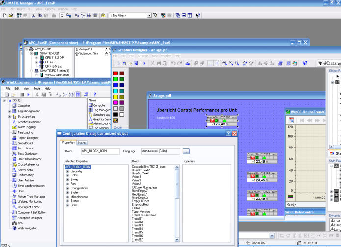 Working with SIEMENS SIMATIC PCS 7 V8.1 full