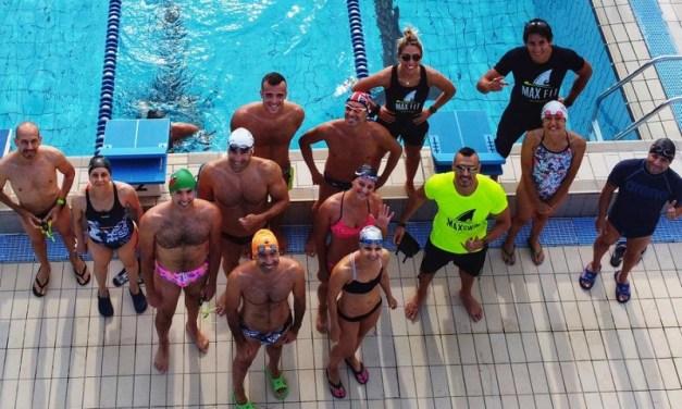 Il MaxSwimFitBootCamp: esperienza sull'allenamento del nuoto moderno