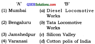 GSEB Solutions Class 10 Social Science Chapter 13 Manufacturing Industries 1