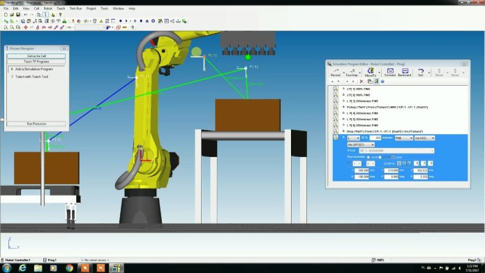 Working with FANUC ROBOGUIDE 9 Rev.H full