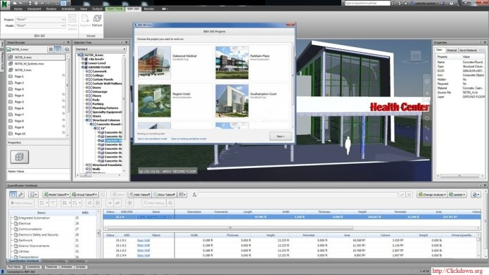 Working with Autodesk Navisworks Simulate 2020 full