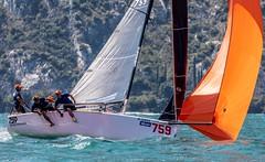 2020 - Torbole, ITA - Melges 24 European Sailing Series event #1