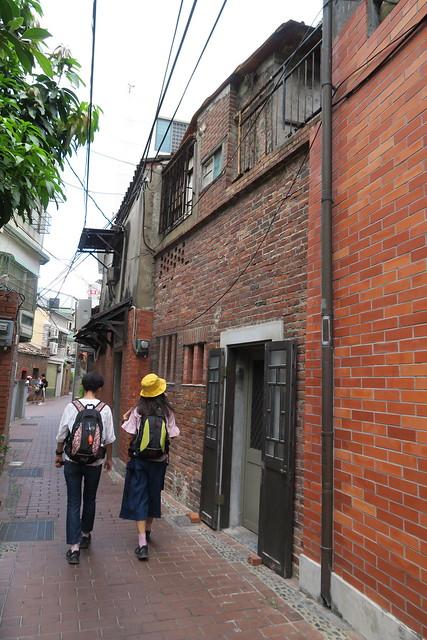 鹿港老街:詩趣豐富的市街
