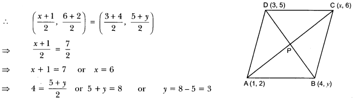 Coordinate Geometry Class 10 Extra Questions Maths Chapter 7 with Solutions Answers 20
