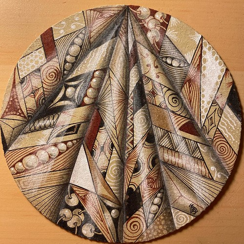 Renaissance Fan Fragments
