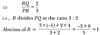 Coordinate Geometry Class 10 Extra Questions Maths Chapter 7 with Solutions Answers 9