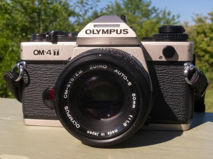Olympus OM-4T