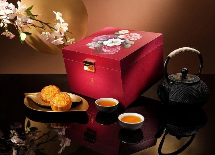 The Ritz-Carlton, Macau_「月麗花朝」矜貴月餅禮盒