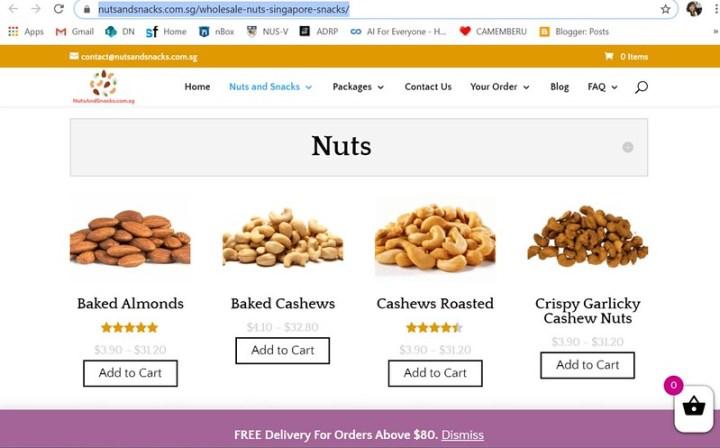 NutsAndSnacks