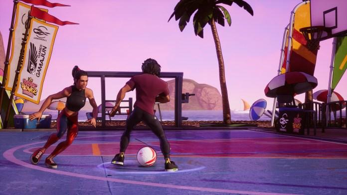 Street Power Soccer (Street Power Football)