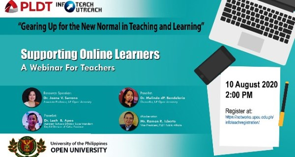 Supporting Online Learners