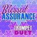 Blessed Assurance Trumpet Hymn Duet