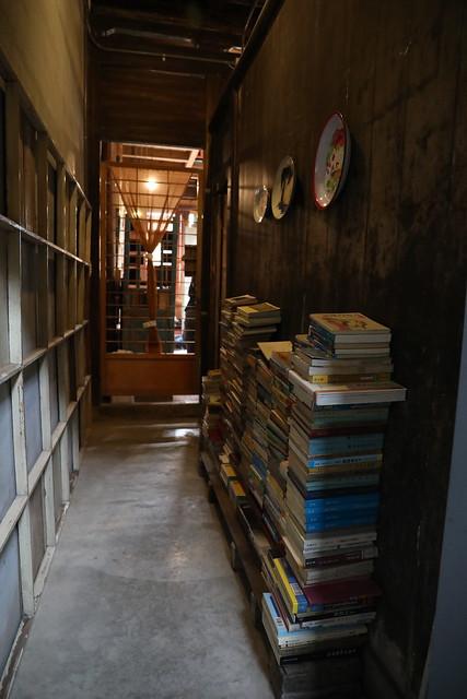 鹿港「書集囍室」:文風鼎盛的小鎮書店