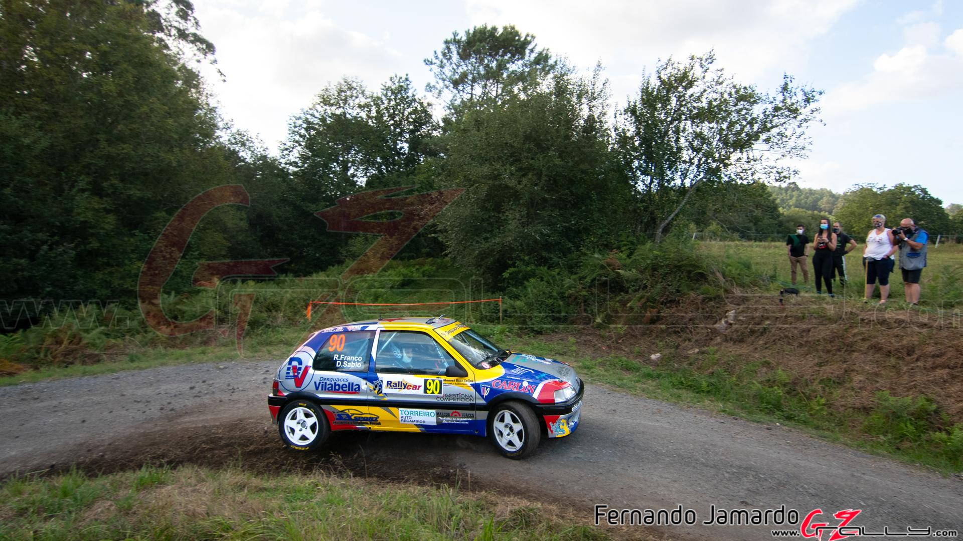 Rally de Ferrol 2020 - Fernando Jamardo