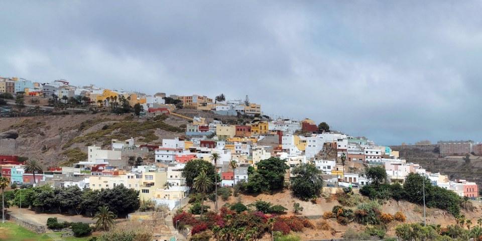 Panorámicas Risco o Barrio de San Roque Las Palmas de Gran Canaria 03